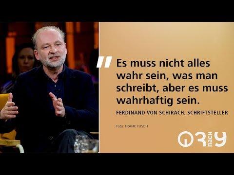 Vidéo de Ferdinand von Schirach