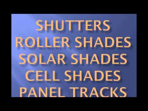 Allied Shades & Blinds | (727) 849 4477