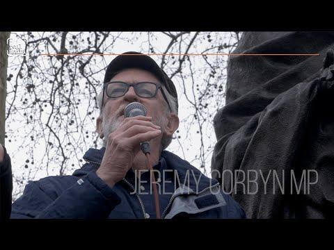Kill The Bill protest London   speech by Jeremy Corbyn