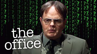 What if Matrix 4 was cast in Scranton? #shorts  - The Office US