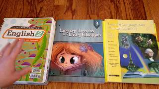 Homeschool Language Arts: BJU Press v. LLFLE v. LLATL