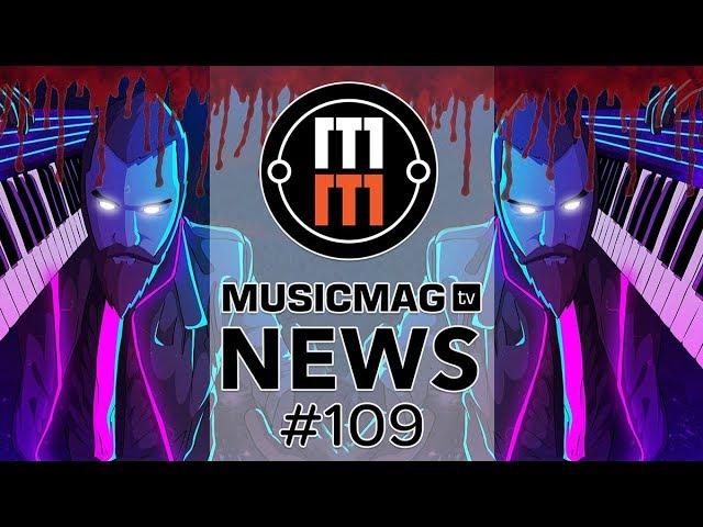 MUSICMAG TV NEWS #109 - 8 самых кошмарных способов синтеза!