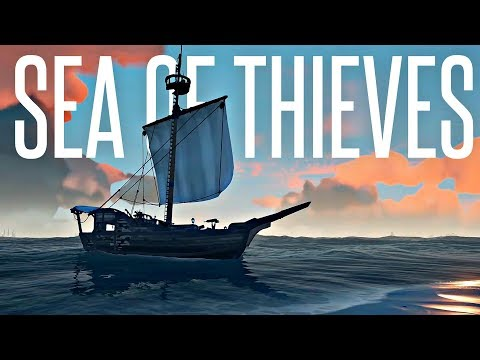 THE MOST DANGEROUS SLOOP CREW IN THE SEA - Sea Of Thieves PVP Adventure