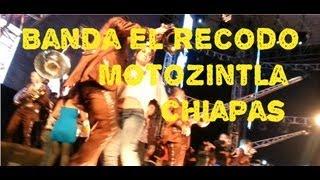 preview picture of video 'Banda El Recodo en Motozintla Chiapas'