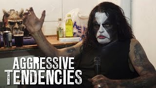 Abbath On Repulsion, His Judas Priest Cover And Saluting Mayhem | Aggressive Tendencies