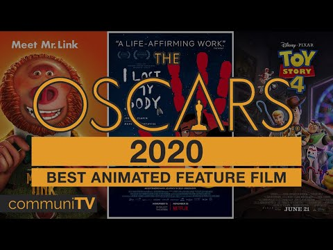 Best Animated Feature Film Nominations | Oscars 2020