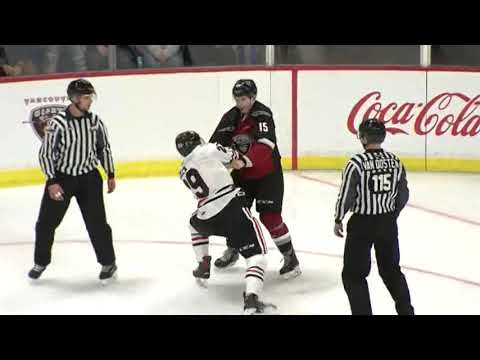 Owen Hardy vs. Nick Cicek