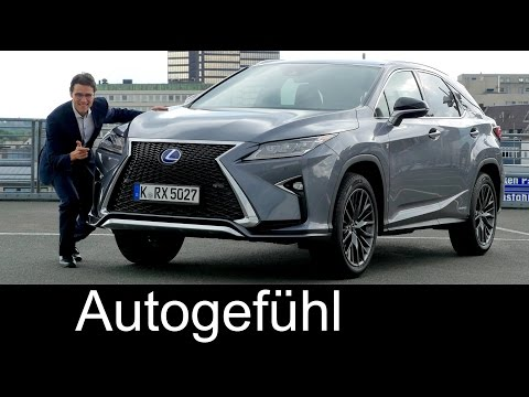 8ff565117cfc Autogef hl play. Autogef hl Lexus RX 450h F-Sport FULL REVIEW ...