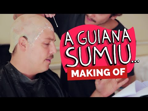 MAKING OF - A GUIANA SUMIU...