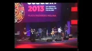 preview picture of video 'Cosquin 2013 Las voces del trenEn VIVO'