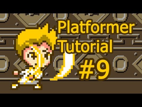 Artifact - Java 2D Game Programming - Platformer Tutorial - Final