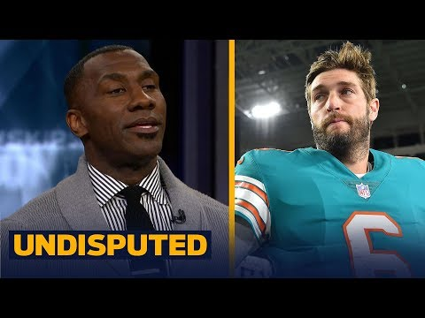 Skip and Shannon react to the Dolphins beating the Patriots during Week 14 | UNDISPUTED