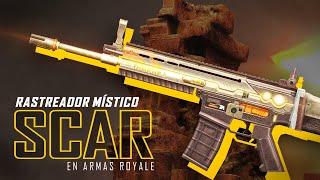 ¡Nueva SCAR en Armas Royale! 🔥 | Garena Free Fire