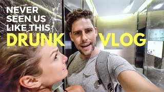 You have never seen us like this - Drunk in Manila - The Philippines Vlog