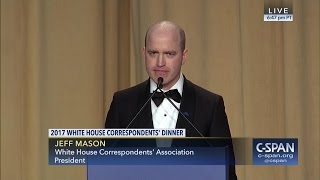 "WHCA President: ""We are not the enemy of the American people."" (C-SPAN)"