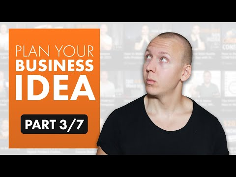 How to Build an Online Business from Scratch in Only 30 days   Plan Your Idea (3/7)