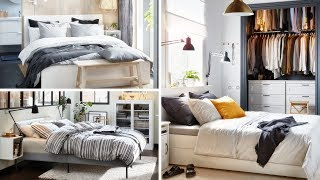 12 IKEA Bedroom Ideas For Small Rooms
