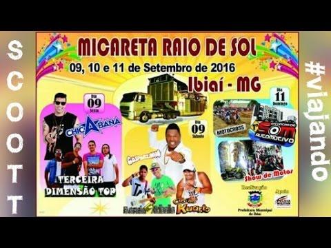 Festa de Ibiai MG Micareta Raio De Sol 2008 GASPAZINHO e CIA Do KUARTO
