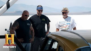 Counting Cars: Ryan and Kevin Check Out a Record Holding Studebaker (S7, E17) | History