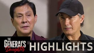 Tiago and Marcial faces each other | The General's Daughter (With Eng Subs)