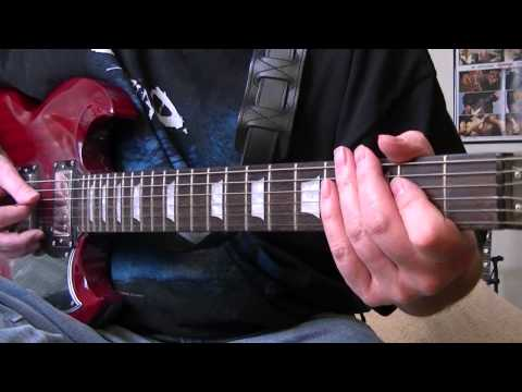 AC/DC-LOVE HUNGRY MAN-RHYTHM GUITAR