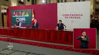 Conferencia de Prensa #COVID19 | 7 de julio de 2020 #GraciasPorCuidarnos