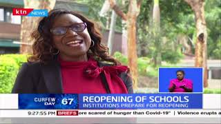 President Uhuru Kenyatta wants Ministry of Education to issue guidelines on the reopening of schools
