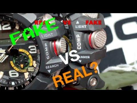 Compare a REAL VS FAKE MUDMASTER GG1000 - Review