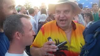 Krzysztof Kononowicz: spotkanie z premierem w Tykocinie cz.1 22.07.2021