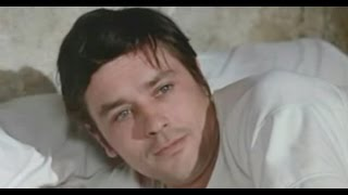 Alain Delon - 'Love' Letter at a Time ('Une Lettre À la fois' by Bruno Pelletier) with lyrics