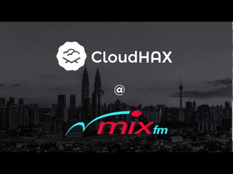 CloudHax at MixFM 94.5