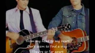 Evan & Jaron - From My Head to My Heart