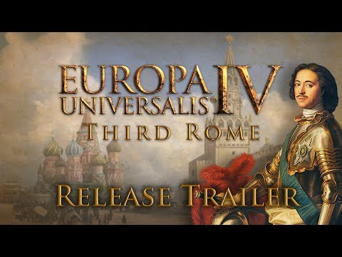 Trailer de Europa Universalis IV