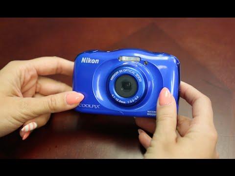 A Quick Look at Nikon's COOLPIX S33 Compact Digital Camera