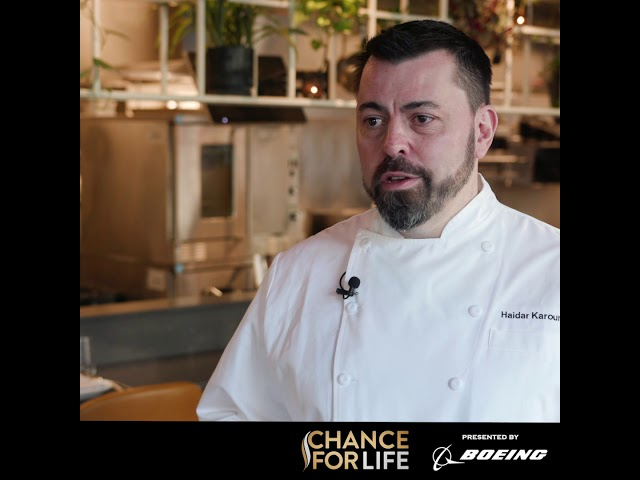 2018 Taste Experience Chefs: Haidar Karoum