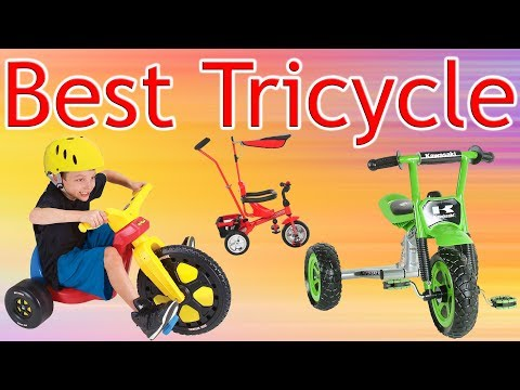 Top 7 Best Tricycle Review - Top7USA