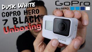 Limited Edition Dusk White GoPro Hero 7 Black Unboxing!