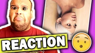 Ariana Grande - Sweetener Album [REACTION]