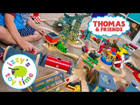 Thomas and Friends | Thomas Train Wooden Railway Surprise Grab Bag 2 | Toy Trains for Kids with Brio