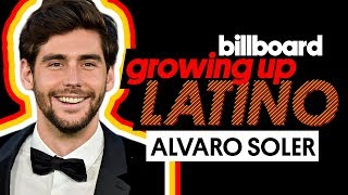 Alvaro Soler Talks Favorite Home-Cooked Dish, Slang Words & More | Growing Up Latino