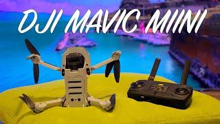 Дрон DJI Mavic mini від компанії CyberTech - відео 2