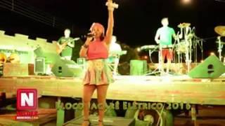 Nara Castro carnaval 2016 jacaré elétrico