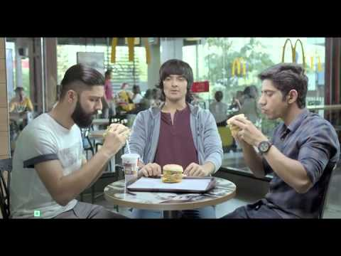 McDonald's l Latest TVC l Veg Maharaja Mac l Career Planning