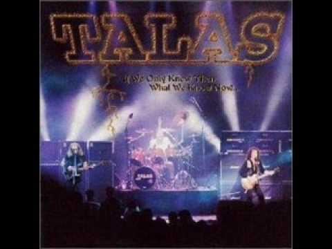 Talas - Shy Boy online metal music video by TALAS