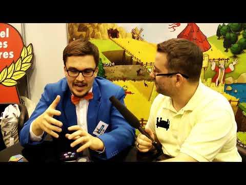 Interview & Gamerules (Essen 2018)