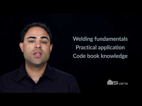 The AWS Certified Welding Inspector (CWI) Certification - YouTube