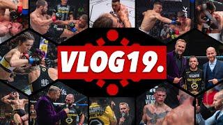 """OKTAGON14 - 1 SVK ŠAMPIÓN A K.O. RÁNA Z """"YPSILONU"""" #FightLifePokracuje Vlog19."""