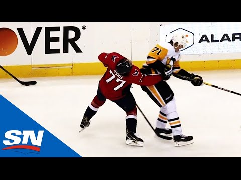 Google News - Evgeni Malkin ejected for hit on TJ Oshie - Overview 9f0efc58b033