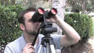 Gladiator 10-30x50 Zoom Binoculars by Barska (AB10168)