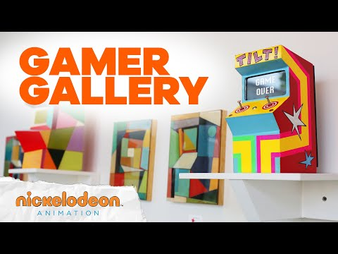 Video Game Tribute Gallery 🎮 | Inside Nick